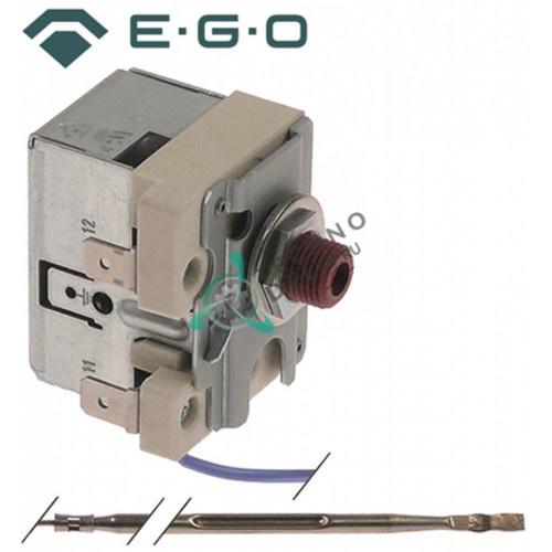 Термостат защитный EGO 56.10563.500 / температура отключения 340 °C 1 фаза