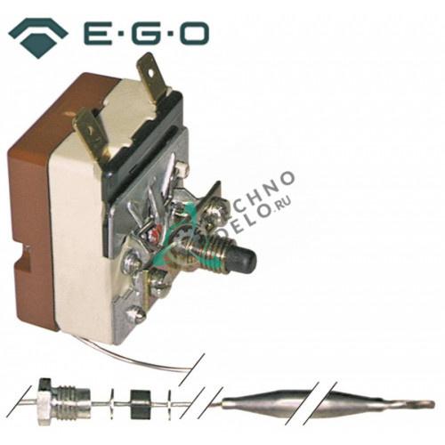 Термостат защитный EGO 55.13542.100 / температура отключения 246 °C 1 фаза